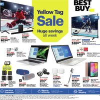 - Weekly - Yellow Tag Sale Flyer