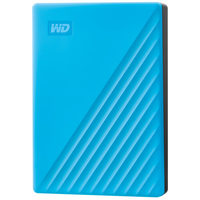 WD My Passport 5TB Portable Hard Drive