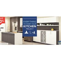All Special Order Kitchen Cabinets