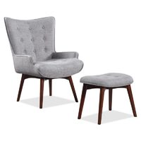 Scott Living Kari Fabric Accent Chair
