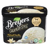 Breyers Creamery Style Ice Cream or Frozen Dessert or Magnum Bars