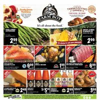 Farm Boy - Weekly Specials Flyer