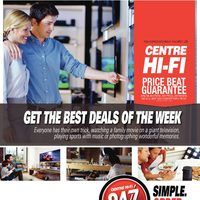 Centre HIFI - Get The Best Deals Of The Week Flyer