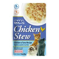 Inaba Stew or Broth Cat Treats