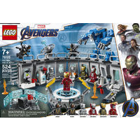 Lego Avengers Super Heroes Building Sets