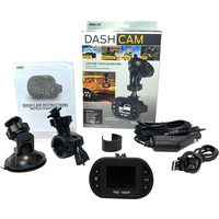 1080P Dash/Web Cam With 4 GB Card