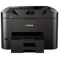Canon Maxify All-In-One Wireless Inkjet Printer with Fax