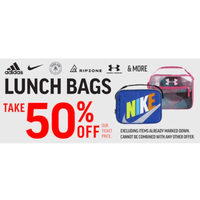 Adidas, Ripzone, Under Armour & More Lunch Bags