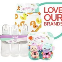 Rexall Brand Baby Accessories