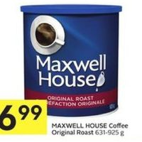 Maxwell House Coffee Original Roast