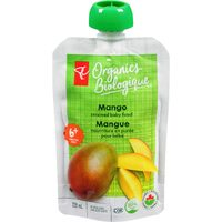 PC Organics Baby Food Pouches