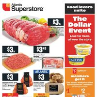 Atlantic Superstore - Weekly - The Dollar Event Flyer