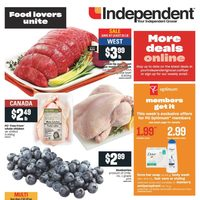 Your Independent Grocer - Weekly - Points Days Flyer