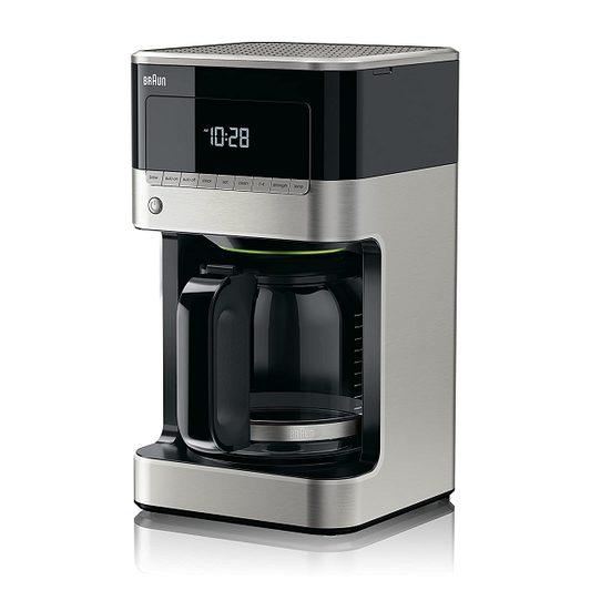 1. Editor's Pick: Braun BrewSense Drip Coffee Maker