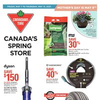 Canadian Tire - Weekly Deals - Canada's Spring Store Flyer