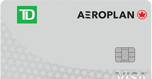 [TD® Aeroplan® Visa Platinum* Card] Earn 20,000 Aeroplan points, and first year no Annual Fee. Cond. apply.