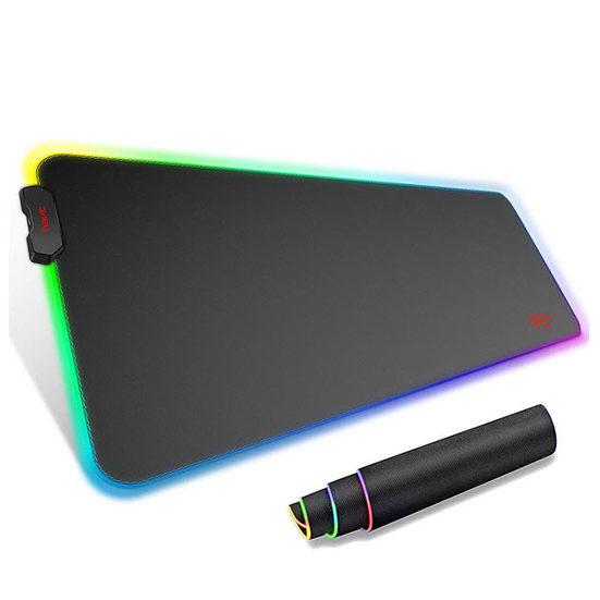 5. Affordable RGB: Havit RGB Gaming Mouse Pad