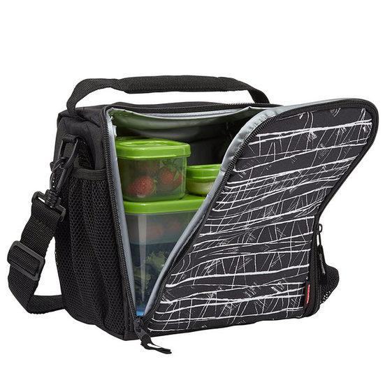 4. Sleeper Pick: Rubbermaid Lunch Box, Medium, Black Etch