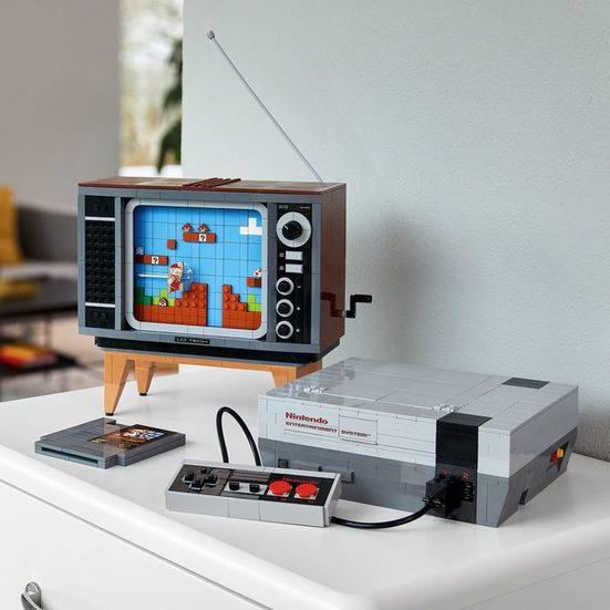 5. Best Nostalgia Set: LEGO Nintendo Entertainment System