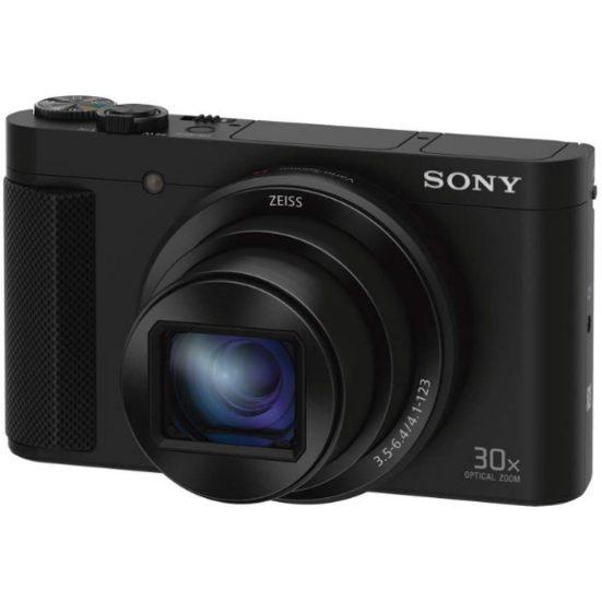 2. Runner Up: Sony DSCHX80/B Point & Shoot Camera