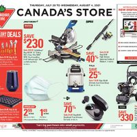 Canadian Tire - Weekly Deals - Canada's Store Flyer