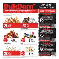 Bulk Barn - Weekly Specials Flyer