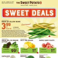 The Sweet Potato - 2 Weeks of Sweet Deals Flyer