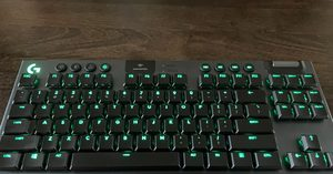 [] Logitech G915 TKL Wireless Backlit Mechanical Keyboard