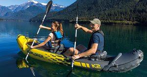 [$174.01 (save $15.98!)] Intex Explorer K2 Inflatable Kayak