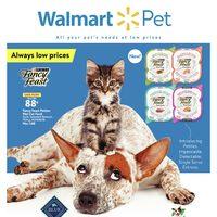 Walmart - Pet Book Flyer