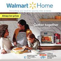 Walmart - Home Book Flyer