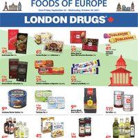 - Foods of Europe Flyer