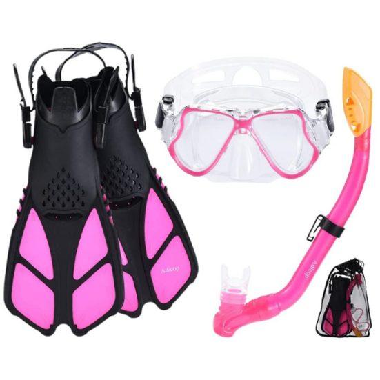 6. Best for Kids: Adicop Kids' Snorkel Set