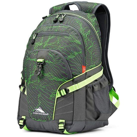 8. Also Consider: High Sierra Unisex-Adult Loop Backpack