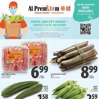 Al Premium Food Mart - McCowan Store Only - Weekly Specials Flyer