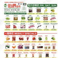 Green Fresh Supermarket - Weekly Specials Flyer