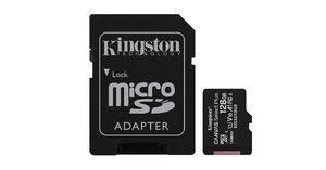 [$16.99 (regularly $20.65)] Kingston 128GB micSDXC Card + Adapter