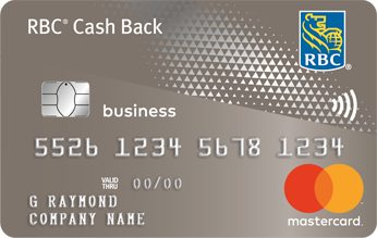 Compare best business credit cards in canada redflagdeals credit cards rbc business cash back mastercard reheart Image collections