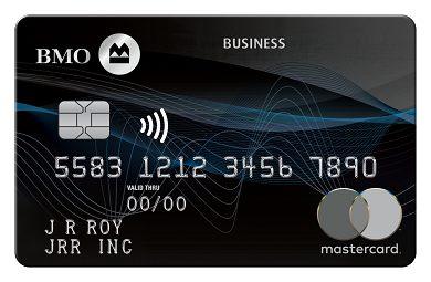 BMO Rewards® Business Mastercard®*