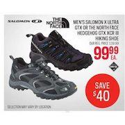 4aaf73558 Sport Chek: Men's Salomon X Ultra Gtx Or The North Face Hedgehog Gtx ...