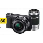 Sony Alpha Nex3nlb 16.1mp Compact System Camera W/ 16-50mm Lens Kit - $639.99 ($260.00 off)