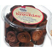 Walmart: Two-Bite Brownie or Cinnamon Roll Tubs
