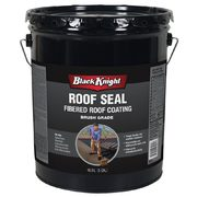 Black Knight Roof Seal Fibered Roof Coating  - $43.95