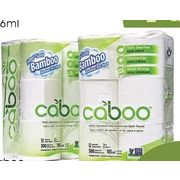 Caboo Tree Free Bathroom Tissue - $8.99