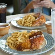 Swiss Chalet Coupons: Quarter Chicken Dinner, App & Drink for $16 or 2 Quarter Chicken Dinners & 2 Drinks for $22 (Delivery Only)