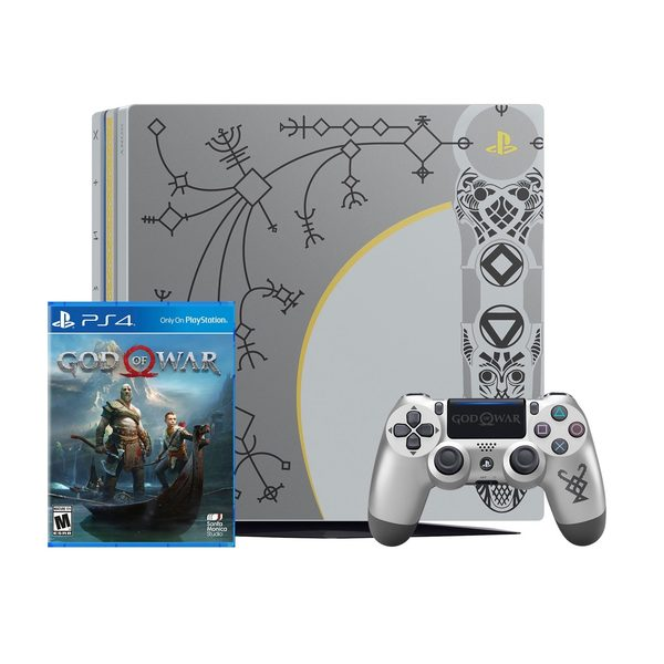The Source Flyer Roundup: PS4 Pro 1TB God of War Limited