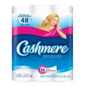 Walmart Weekly Flyer: Cashmere 24-Pk. Double Roll Bathroom Tissue $10, Sunlight Liquid Laundry Detergent $10 + More!