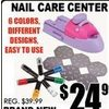 Nail Care Center - $24.99