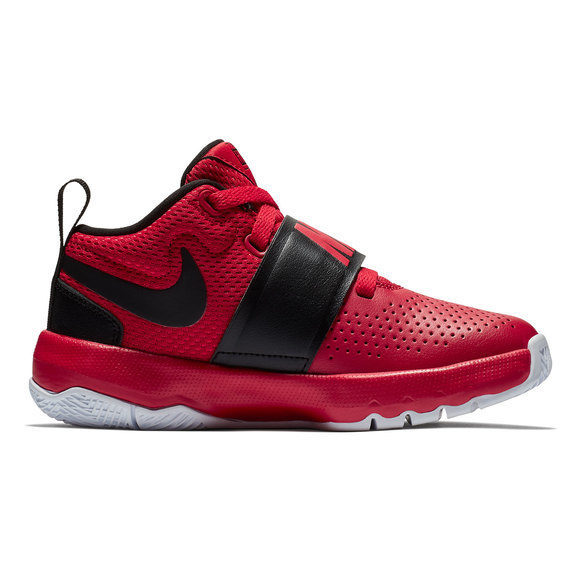 sports shoes 197fb 48d79 Sports Experts Nike Team Hustle D 8 (Ps) Jr Basketball Shoes - Kids -   64.99 Nike Team Hustle D 8 (Ps) Jr Basketball Shoes - Kids