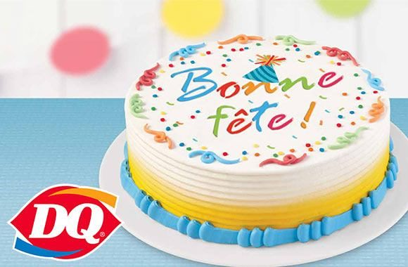 Dairy Queen 1650 For An Ice Cream Cake For 8 50 Off